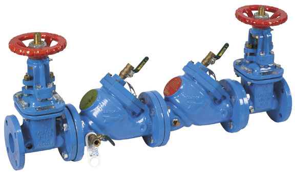 Backflow-Prevention DCVA Large